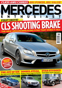 Back Issues 2012   Mercedes Enthusiast