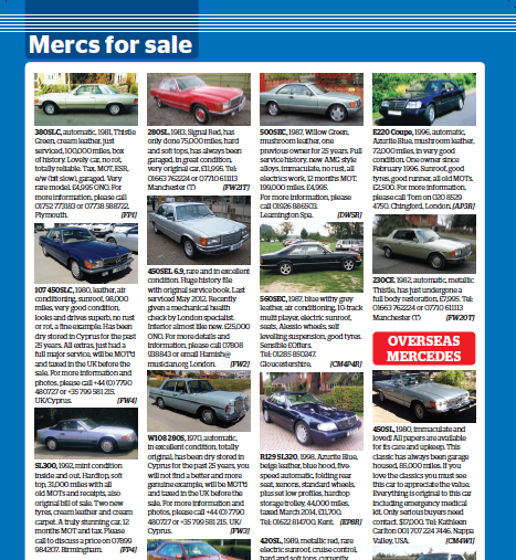 Car Sale Pages Uk Bond Riley Frazer Nash Brand Cars