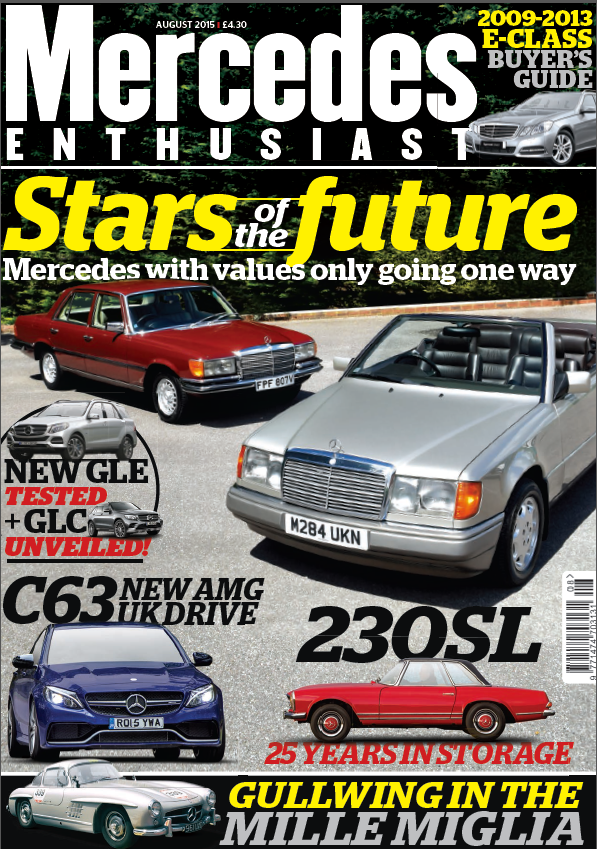 Back Issues 2015 | Mercedes Enthusiast