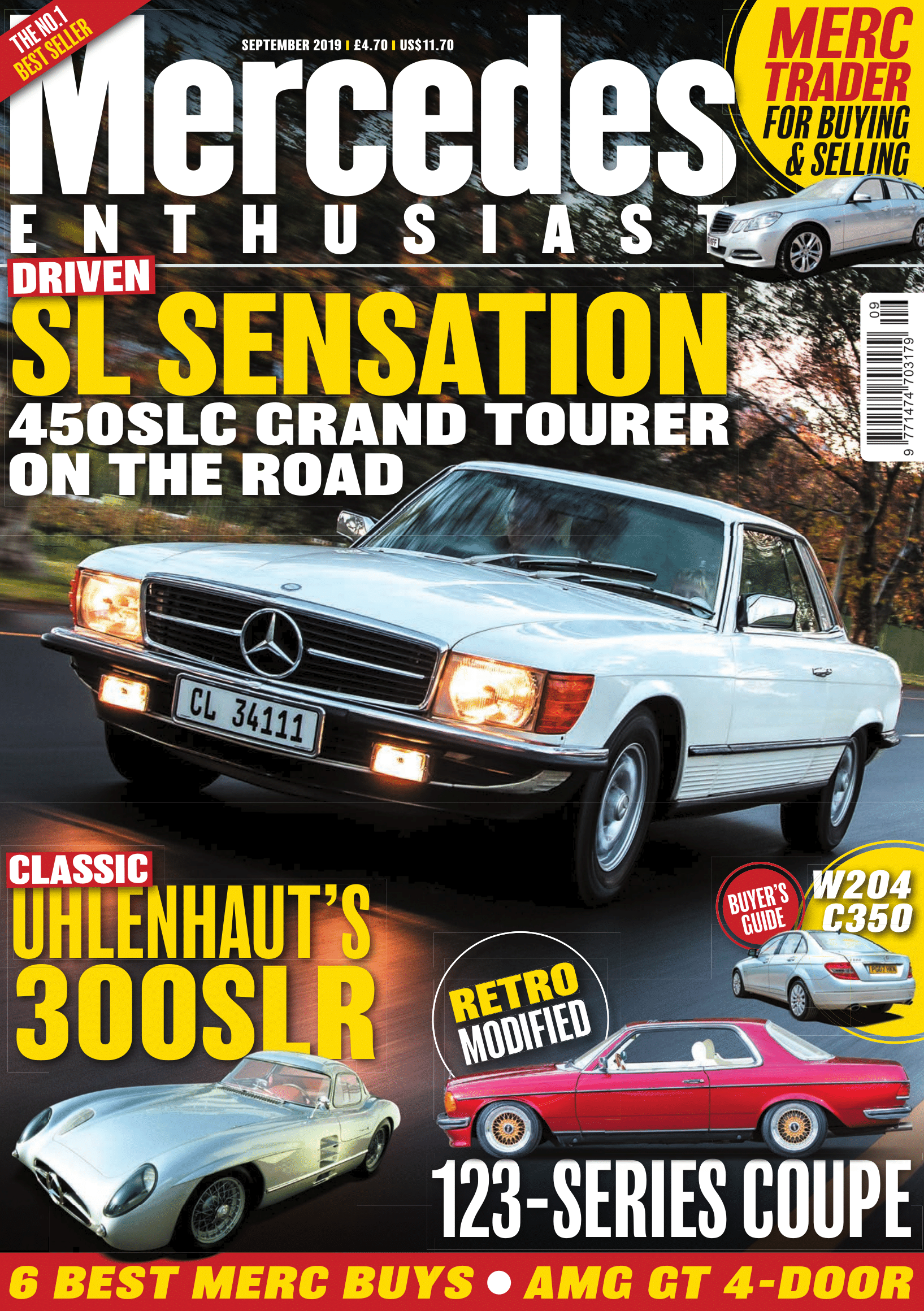 Back Issues 2019 | Mercedes Enthusiast